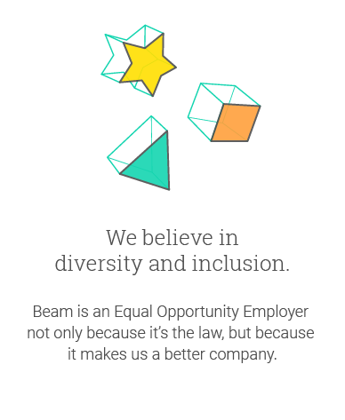 We believe in diversity and inclusion.