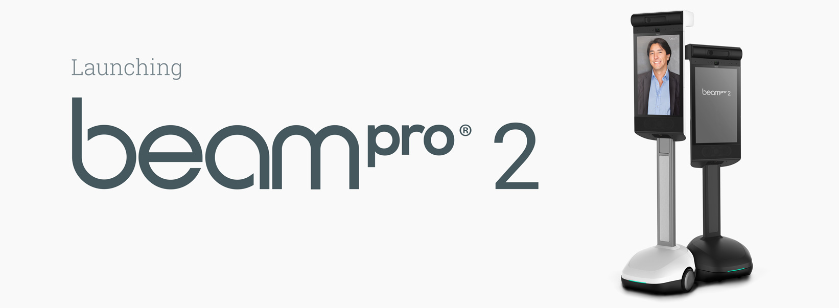 BeamPro2 CES2018 banner 3