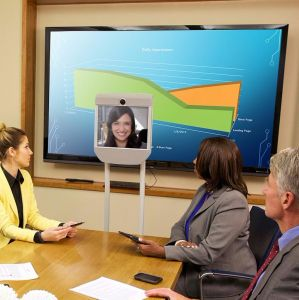 Revolutionize Your Huddle Room Game with Telepresence Technology