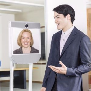 TOP TIPS FOR TACTFUL TELEPRESENCE USE IN TODAY'S WORKPLACE