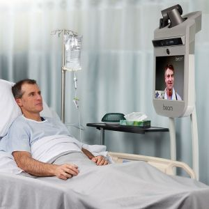 Presenting BeamPro PTZ/PTZ+L: 2 New Beam Presence Systems for the Healthcare Industry